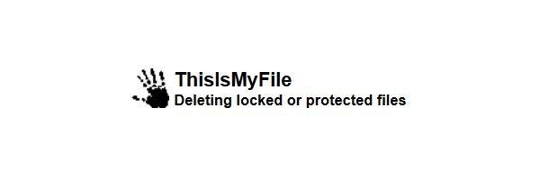 Débloquer les fichiers verrouillés avec ThisIsMyFile pour Windows #Logiciel #Windows