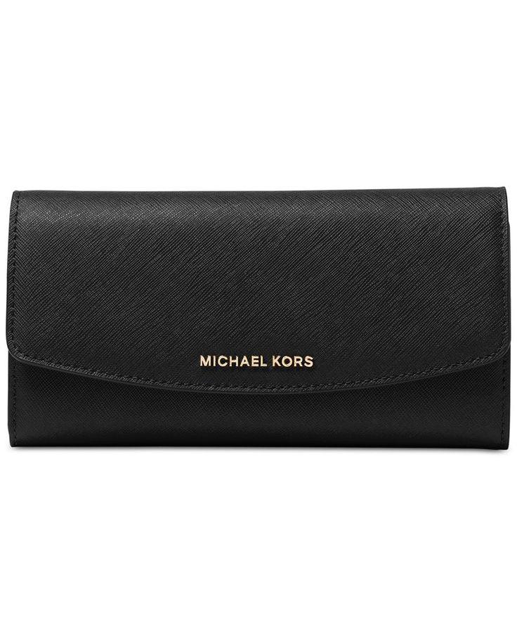 Michael Michael Kors Ava Large Trifold Wallet