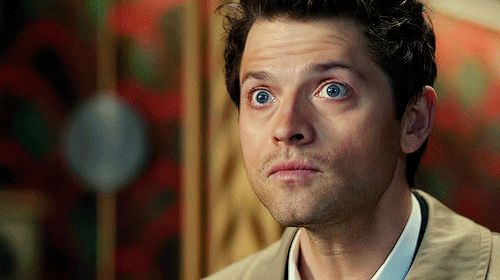 """This Game Of MASH Will Determine What Your """"Supernatural"""" Life Would Be Like: I marry Castiel <3 My best friends are Ellen and Jo. My worst enemy is Abaddon. My mentor is Ellen. I get around in the Impala. I die by a witch planting a hex bag in my house."""