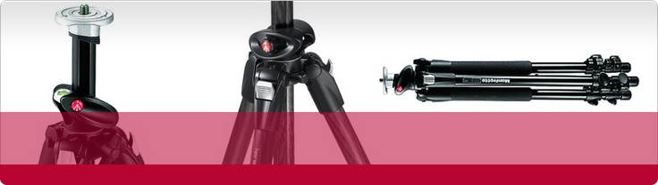 190 Series - Tripods - Photo   Manfrotto