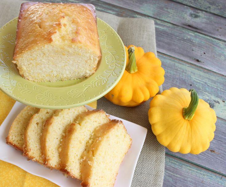 Patty Pan Squash Lemon Bread 014