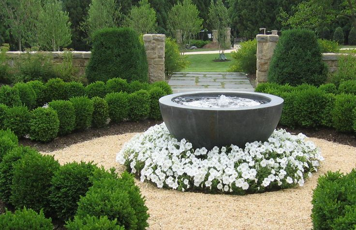 26 best images about fountain landscaping on pinterest