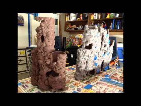 Best 25 rock background ideas on pinterest bee rocks for Aquarium decoration paint
