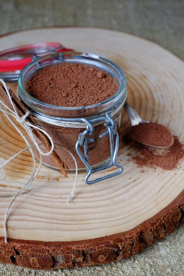 Preparato per cioccolata calda in tazza - GranoSalis - Blog di cucina naturale e consapevole