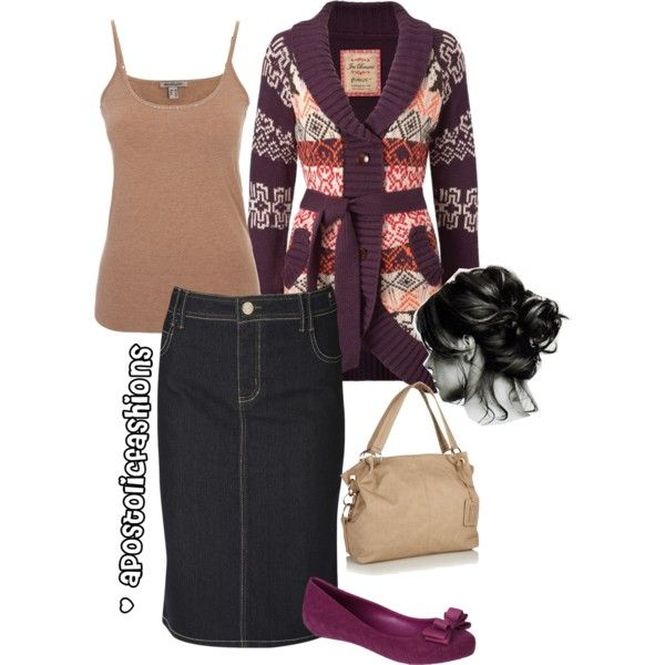 Apostolic Fashions #471 by apostolicfashions on Polyvore featuring Joe Browns, Bandolera, Raxevsky, mel and Red Herring