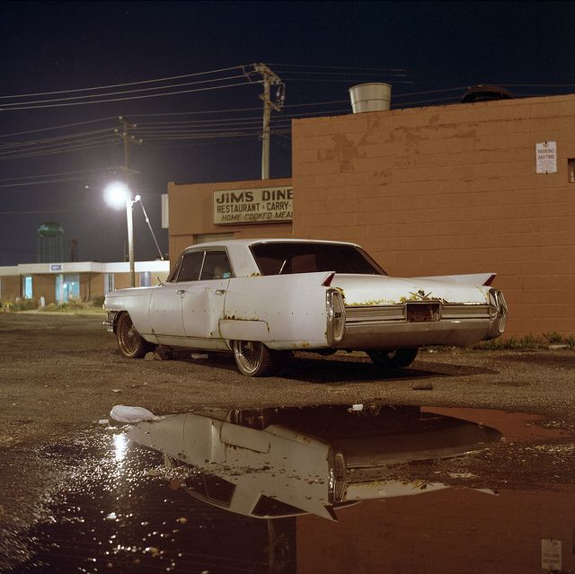 Jim's Diner by Patrick Joust