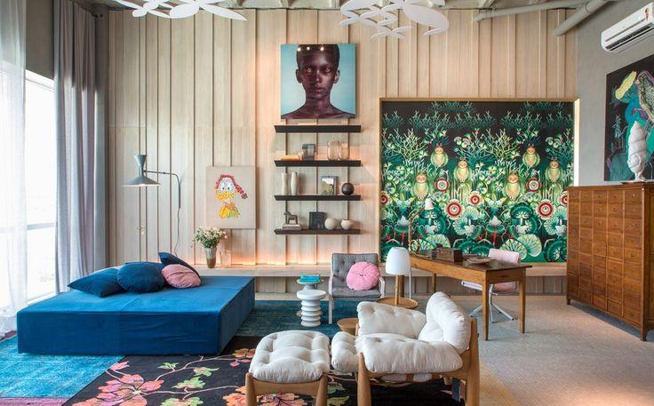 Paredes são protagonistas na decoração de ambientes; inspire-se na tendência - Casa - GNT