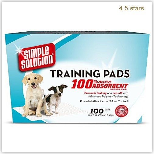 Simple Solution Dog Training Pads | Pet-Supplies $0 - $100 : 0 - 100 Best Pads Dog Pack Pads Rs.2600 - Rs.2800 Simple Solution Training UK Watches