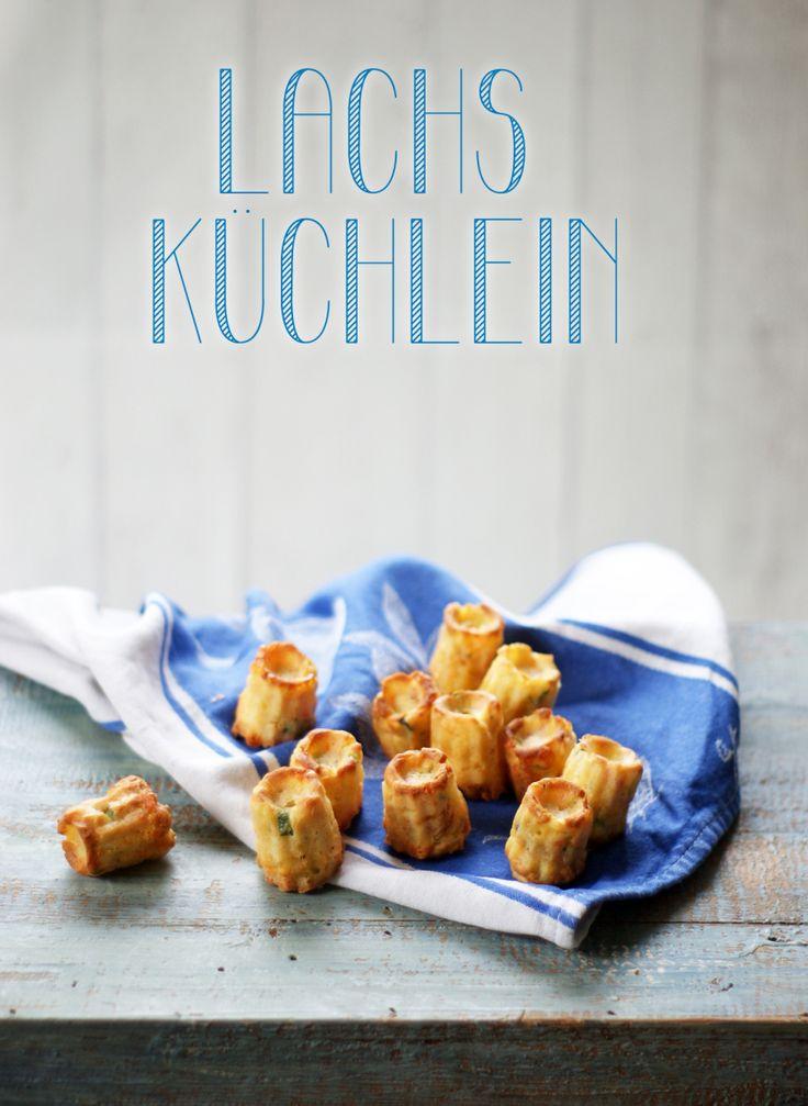 Lachs Küchlein