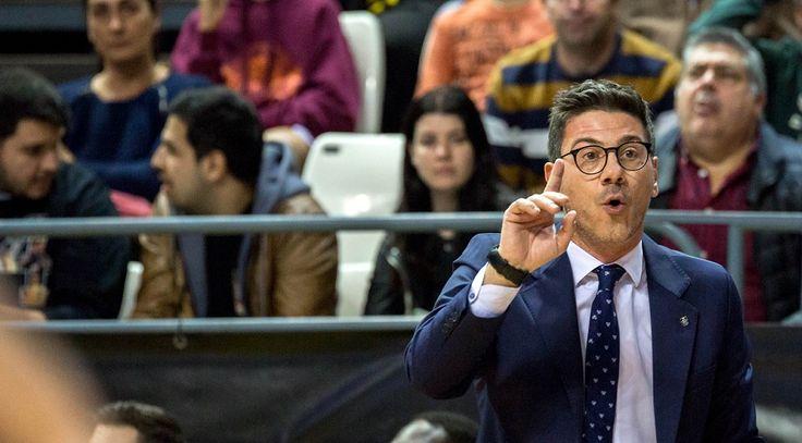 """Fotis Katsikaris: """"El equipo estaba preparado para ganar"""""""