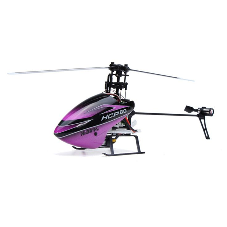 ==> [Free Shipping] Buy Best Hisky HCP80 V2 3D 6CH 3Axis 6Axis Gyro RC Helicopter BNF for Kids Children Adult Funny Toys Birthday Gifts Outdoor Flying Purple Online with LOWEST Price | 32818703114