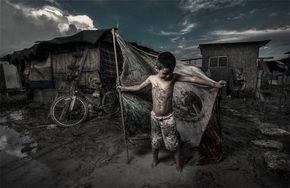Hermosa fotografía de autor mexicano sobre el 15 de septiembre