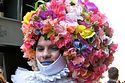 <b>Less a parade than a mashup of Mardi Gras and a cosplay convention, the New York Easter Parade and Bonnet Festival is a sight to behold.</b> Here are a few selections from this year's gathering of hat and transvestism enthusiasts.
