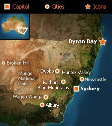 Australia, a mix of culture and primitive native life. I have always wanted to go there.