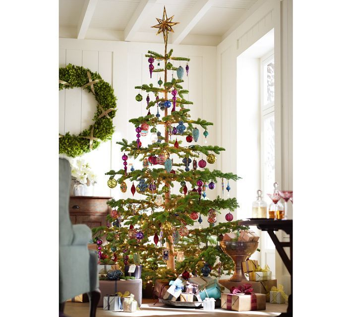 Old Time Pottery Christmas Trees