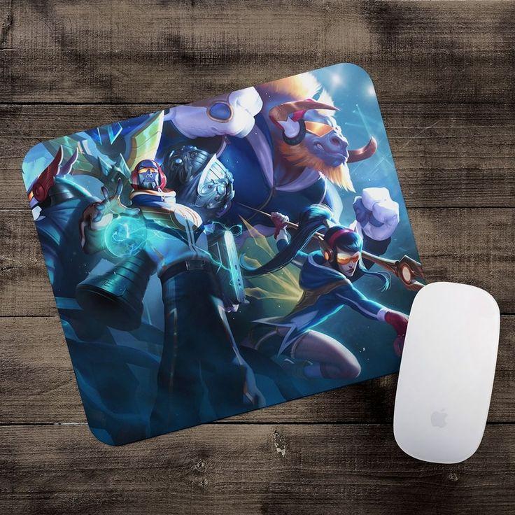 SKT T1 Alistar Mousepad League of Legends mouse pad LoL gamer playmat #UnbrandedGeneric