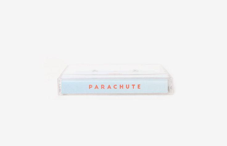 CODE KUNST - PARACHUTE (limited edition cassette)