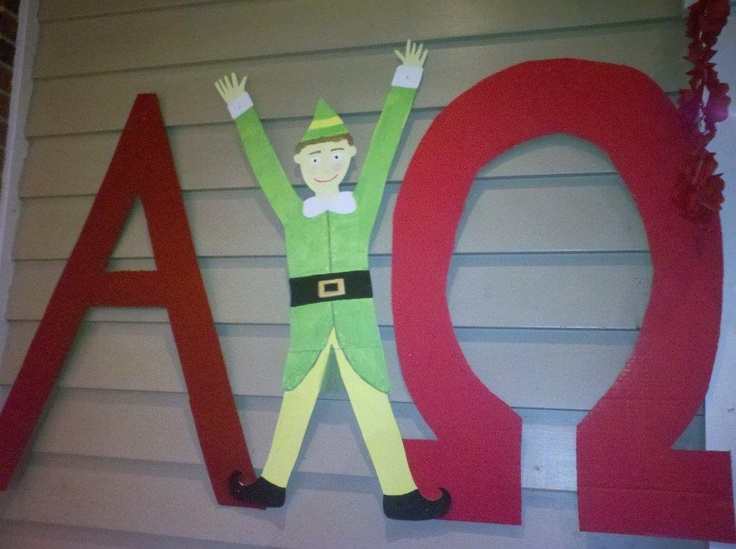 A Very Alpha Chi Christmas - THIS NEEDS TO HAPPEN!