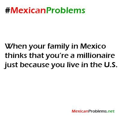 Mexican Problem #9488 - Mexican Problems