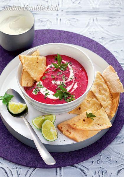 1000 ideen zu rote bete suppe auf pinterest rote beete suppe rezept rote beete suppe und. Black Bedroom Furniture Sets. Home Design Ideas