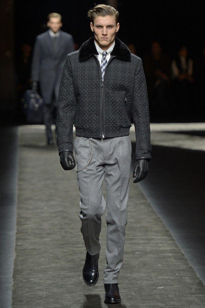 Brioni Men's RTW Fall 2015 - #mens #fashion