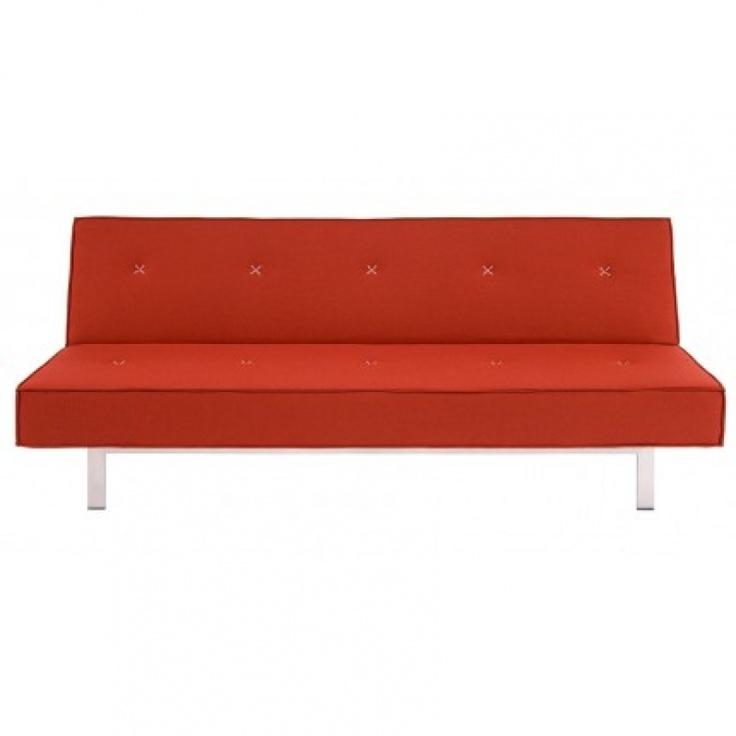 Blu dot flat out sleeper sofa tara andy mid century for Blu dot sleeper sofa