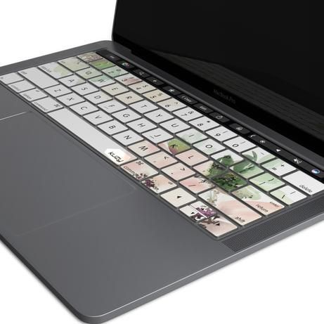 Keyboard Cover | MacBook Pro with Touch Bar 13 & 15 inch