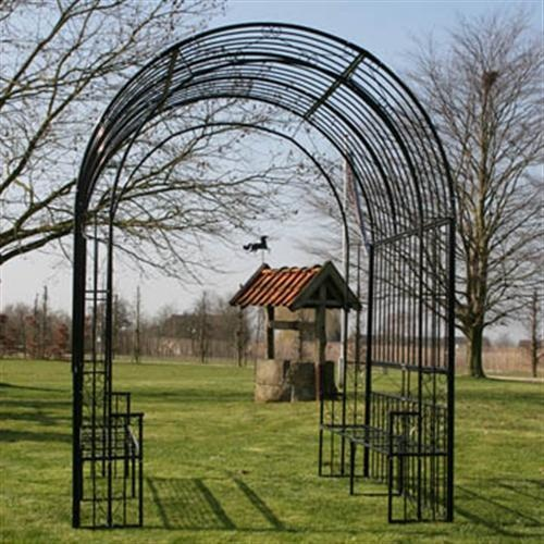 abbastanza Oltre 25 fantastiche idee su Arco da giardino su Pinterest | Archi  JE28