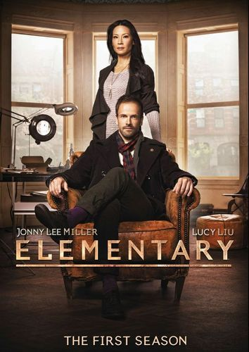 Elementary: The First Season [6 Discs] [DVD]