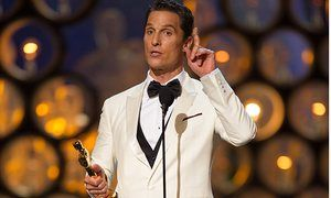 Matthew McConaughey is one of a high proportion of actors to have bagged awards for playing doomed characters.