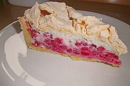 Johannisbeer-Baiser-Kuchen, ein schönes Rezept aus der Kategorie Kuchen. Bewertungen: 14. Durchschnitt: Ø 4,1.