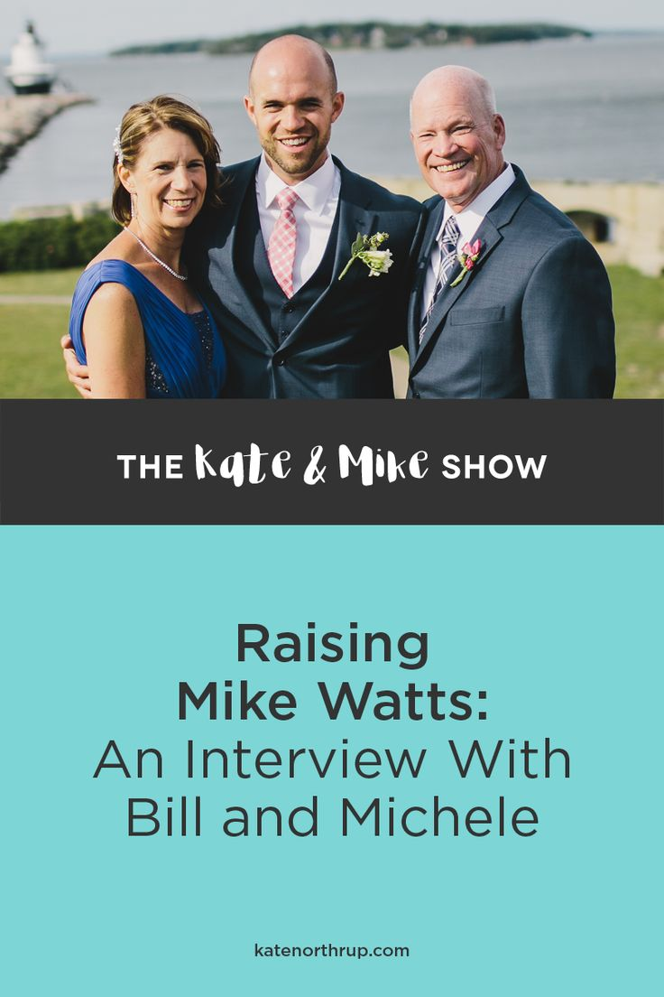 Today's episode is extra special as we welcome Mike's parents, Bill and Michele Watts, to the podcast.