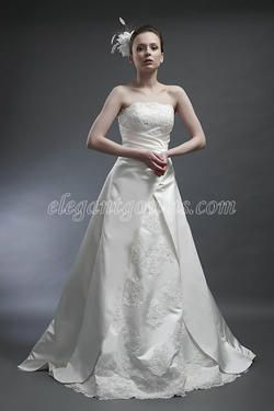 Reasonably Priced Wedding Dresses 9