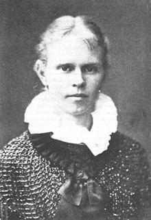 Siri von Essen (1850-1912), Finnish actress