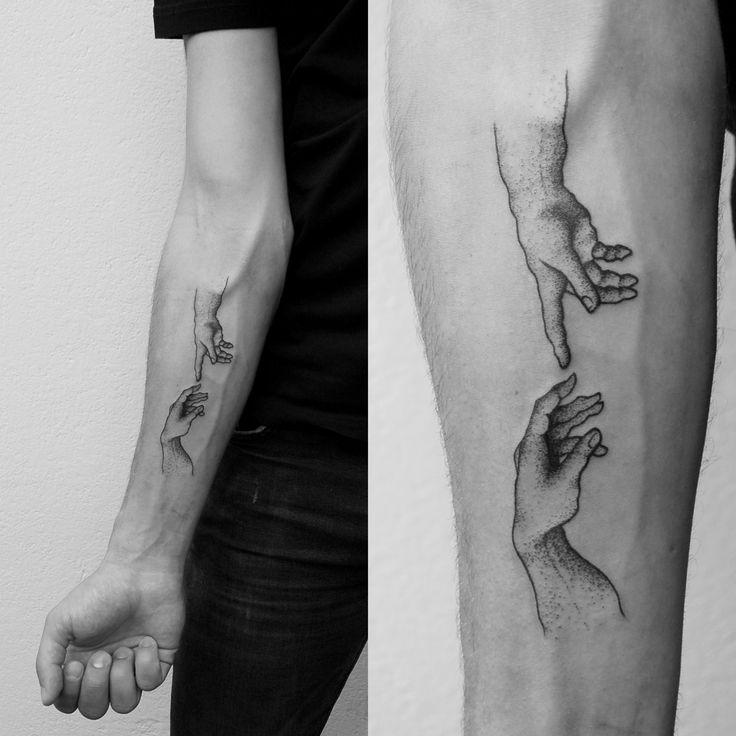 Judski Tattoo Lausanne > www.judski.com  Dotwork, dot, pointillism, black art, tattoo, Lausanne, Switzerland