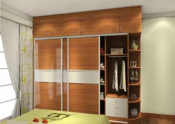 Modern Wall Wardrobe Almirah Designs | Almirah designs, Modern wall and  Modern