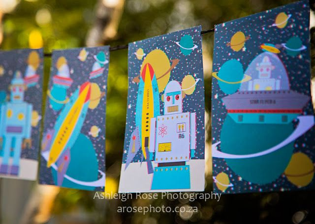 Ashleigh Rose Photography 3D Bunting