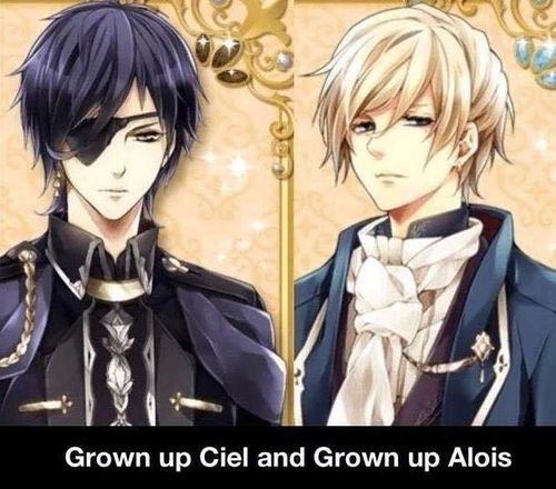 I keep seeing this pin but they are actually from a game called Midnight Cinderella..... Just saw this on my tl and.... *Mind Blown* Hahaha XD