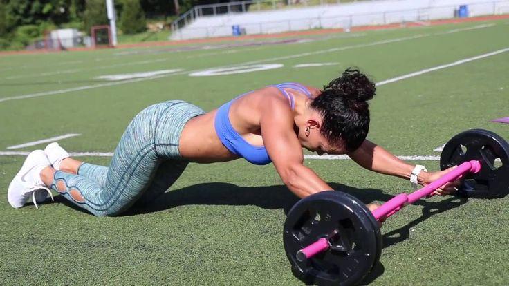 Vanessa Tib Full Body Circuit