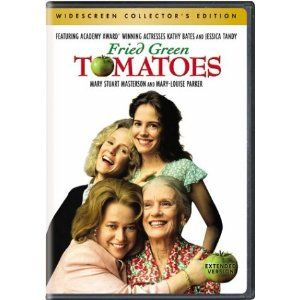 Fried Green Tomatoes. LOVE: Chick Flicks, Film, Kathy Bates, Favorite Movies, Comic Book, Great Movies, Watches, Fried Green Tomatoes, Greentomato