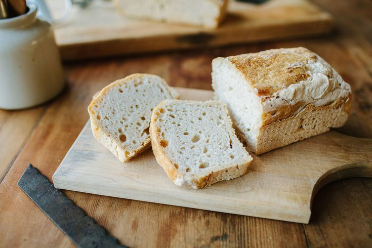 Gluten free, vegan Bread SRSLY Classic Sourdough Loaf