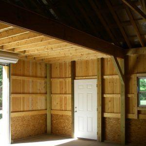 Roll Up Pole Barn Doors