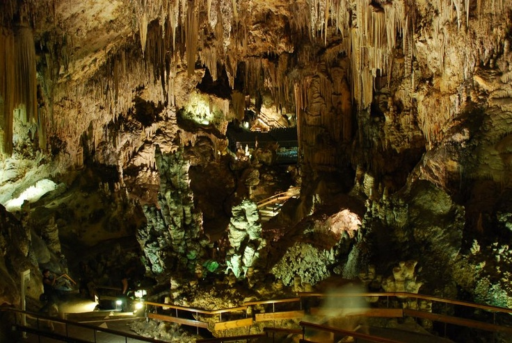 The Nerja Caves are about 4 hours from Rota.  I want to visit them while we are in Spain!