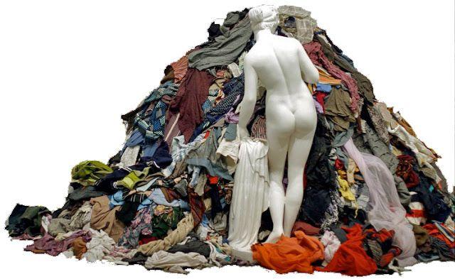 het postmodernisme: Arte Povera