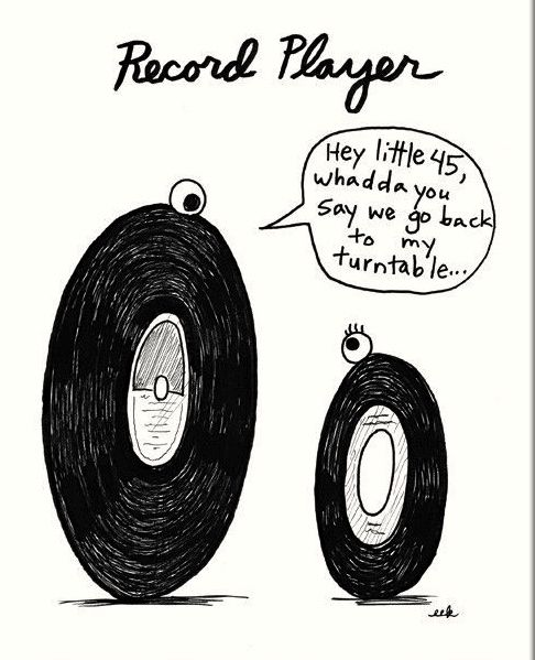 30 best images about music and vinyl record humor on pinterest for House music vinyl