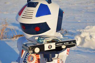 EMIGLIO The Giochi Robot E.M.I.G.L.I.O. EMIGLIO Robot