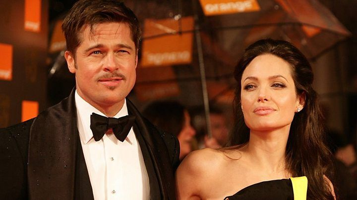 """Angelina Jolie to divorce Brad Pitt – BBC News #t #a #x #lawyer http://solomon-islands.nef2.com/angelina-jolie-to-divorce-brad-pitt-bbc-news-t-a-x-lawyer/  # Angelina Jolie to divorce Brad Pitt Media caption Archive: Brad and Angelina on marriage Angelina Jolie has filed for divorce from Brad Pitt citing """"irreconcilable differences"""", the actress's lawyer has confirmed. Robert Offer said she filed for """"dissolution of marriage"""" on Monday, adding the """"decision was made for the health of the…"""