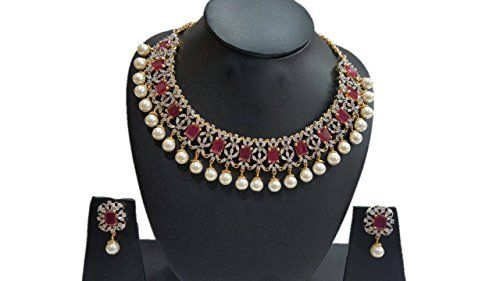 Latest Indian Bollywood Inspired Gold Plated Pink Stone W... https://www.amazon.com/dp/B01MR4V3NY/ref=cm_sw_r_pi_dp_x_zHtVybNTZD4T8