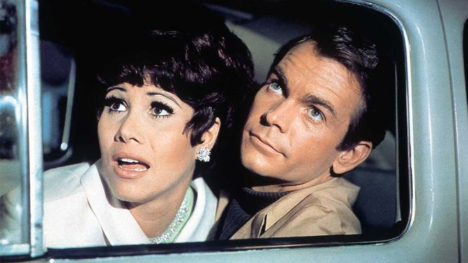 Dean Jones the Love bug Dead