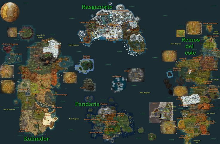 atlas mundo warcraft